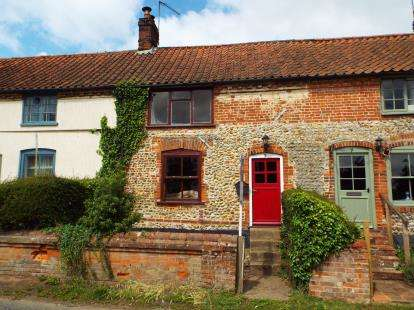 3 Bedrooms Terraced House for sale in Hindringham, Fakenham, Norfolk