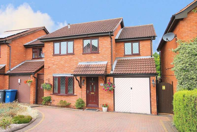 4 Bedrooms Detached House for sale in Belgrave Road, Tamworth, B77 2LW