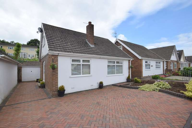 3 Bedrooms Detached Bungalow for sale in 15 Park Court Road, Bridgend, Bridgend County Borough, CF31 4BP.