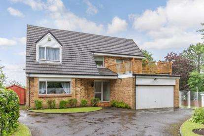 4 Bedrooms House for sale in Burncleuch Avenue, Cambuslang