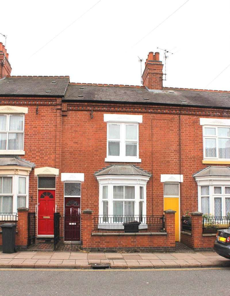 3 Bedrooms Terraced House for sale in Marfitt Street, Leicester