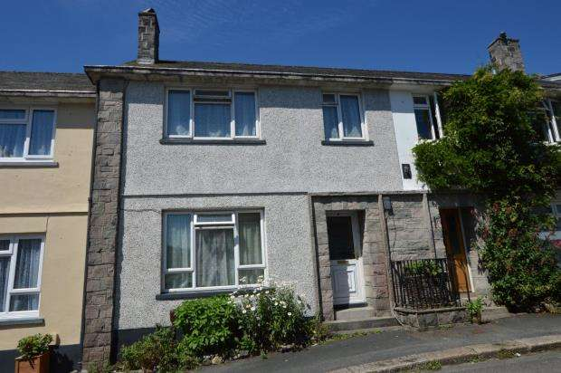 3 Bedrooms Terraced House for sale in Brooke Close, Saltash, Cornwall