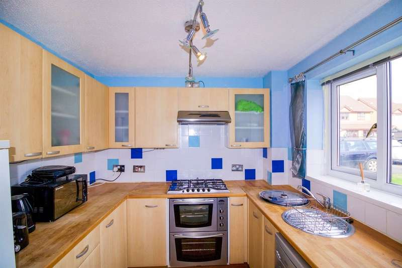 2 Bedrooms Terraced House for sale in Heol Ewenny, Pencoed, Bridgend