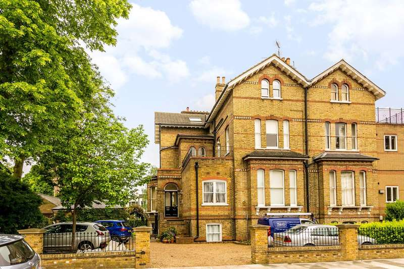 2 Bedrooms Flat for sale in Riverdale Road, Richmond, TW1