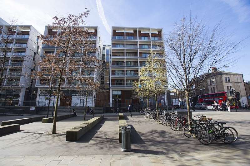 3 Bedrooms Flat for sale in Dalston Square, London, London, E8