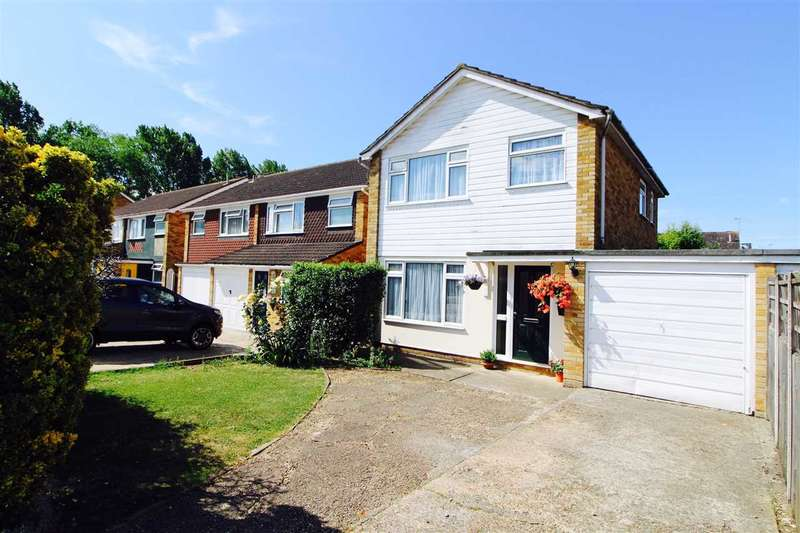 3 Bedrooms Detached House for sale in Maybury Close, Marks Tey