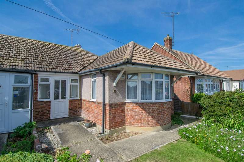 2 Bedrooms Semi Detached Bungalow for sale in Seafield Road, Tankerton, Whitstable