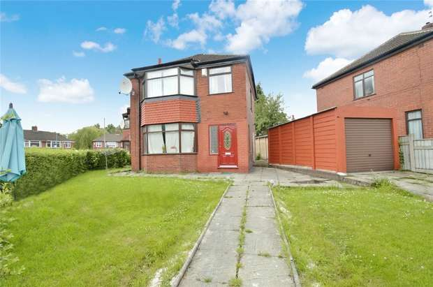 3 Bedrooms Detached House for sale in Bridport Avenue, Moston, Manchester