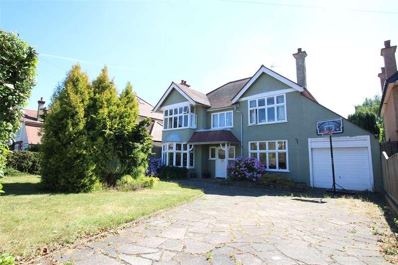 4 Bedrooms Detached House for sale in Battlefield Road, St. Albans, Hertfordshire, AL1