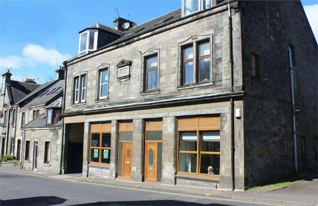 1 Bedroom Flat for sale in Pittencrieff Street, Dunfermline, Fife