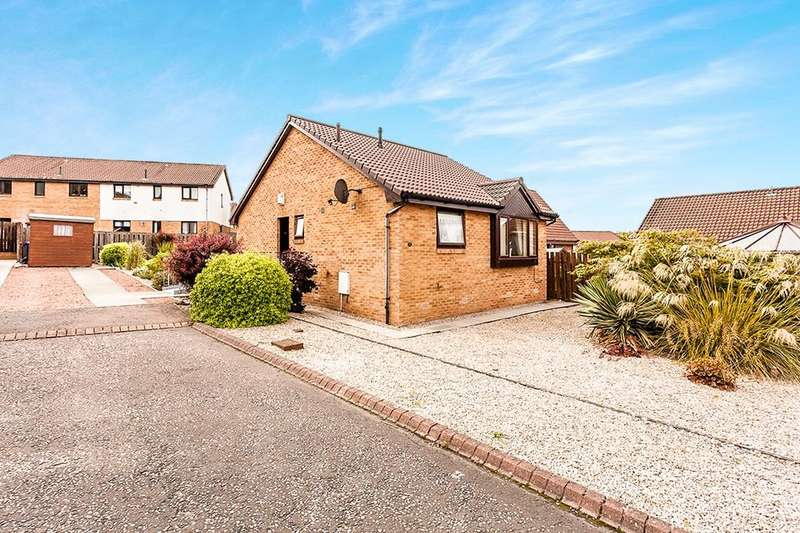 2 Bedrooms Detached Bungalow for sale in Mactaggart Loan, Newtongrange, Dalkeith, EH22