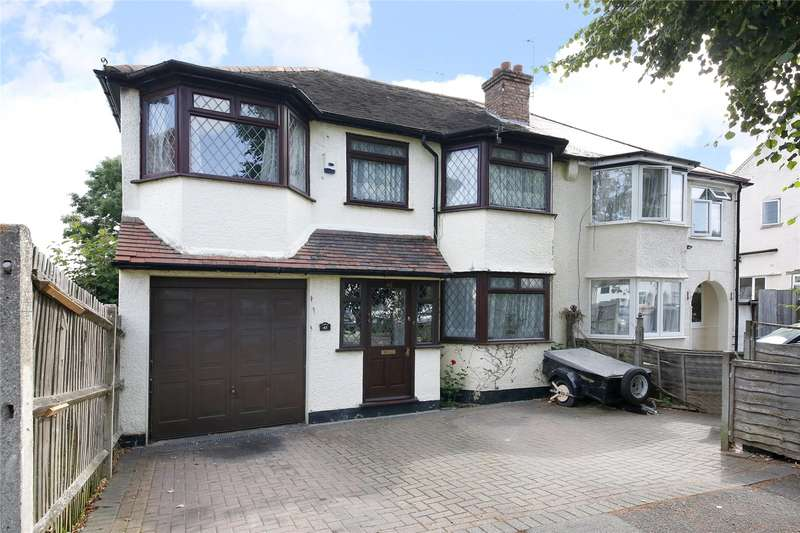 5 Bedrooms Semi Detached House for sale in Oak Grove Road, London