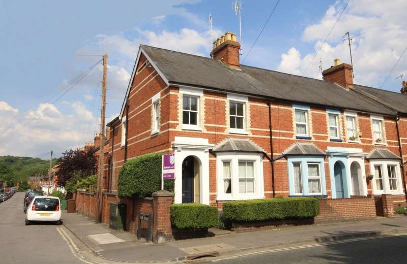 3 Bedrooms End Of Terrace House for sale in Reading Road, Henley-On-Thames, RG9