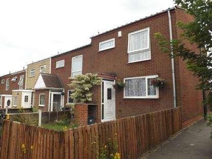 3 Bedrooms End Of Terrace House for sale in Vauxhall Crescent, Birmingham, West Midlands