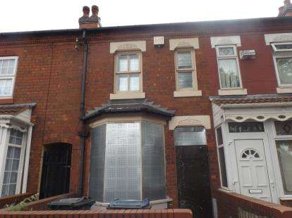2 Bedrooms Terraced House for sale in Cherrywood Road, Birmingham, West Midlands