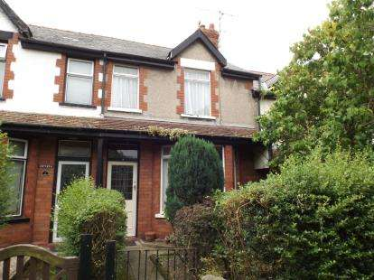 2 Bedrooms Terraced House for sale in Wern Crescent, Mochdre, Colwyn Bay, Conwy, LL28