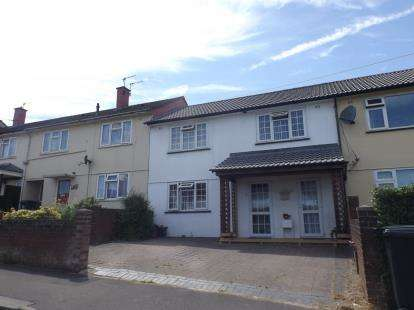 3 Bedrooms Terraced House for sale in Honey Garston Road, Hartcliffe, Bristol, United Kingdom