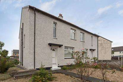 4 Bedrooms Semi Detached House for sale in Laurieland Avenue, Crosshouse