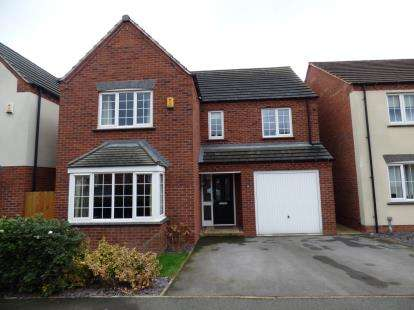 4 Bedrooms Detached House for sale in Bramwell Drive, Bramcote, Nottingham