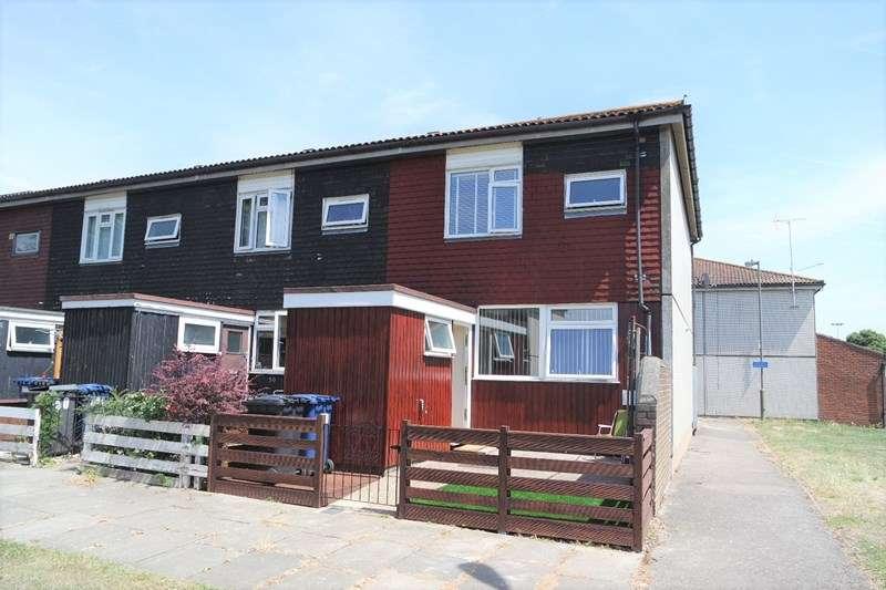 3 Bedrooms End Of Terrace House for sale in Crocus Field, Barnet