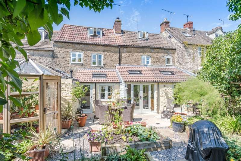 3 Bedrooms Terraced House for sale in Bristol Street, Malmesbury