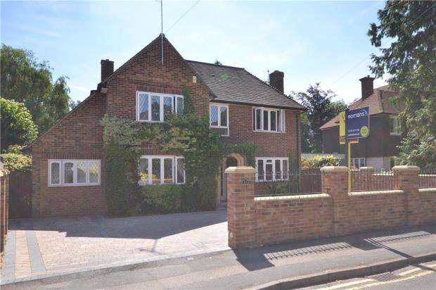 5 Bedrooms Detached House for sale in Firwood Drive, Camberley, Surrey