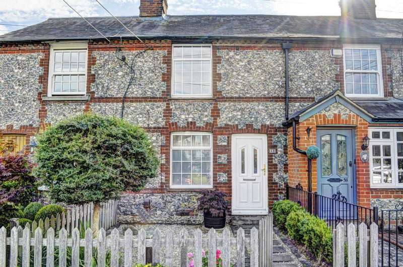 2 Bedrooms Terraced House for sale in Downley
