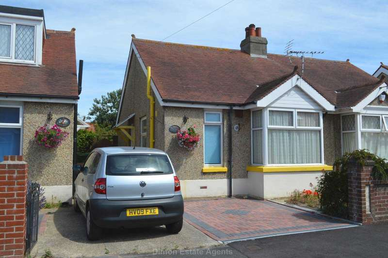 2 Bedrooms Semi Detached Bungalow for sale in Kingston Road, Gosport
