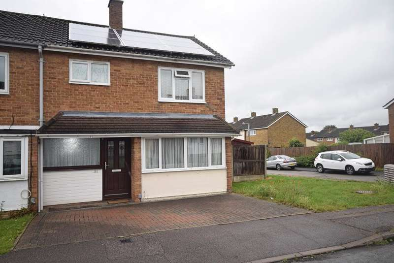4 Bedrooms Semi Detached House for sale in Church Leys, Harlow, CM18 6DA