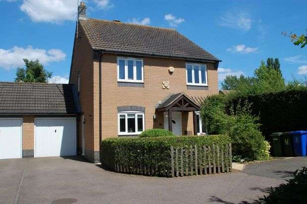 4 Bedrooms Detached House for sale in Camp Hill, Bugbrooke, Northampton NN7 3PH