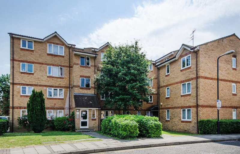 2 Bedrooms Flat for sale in Brewery Close, North Wembley, HA0
