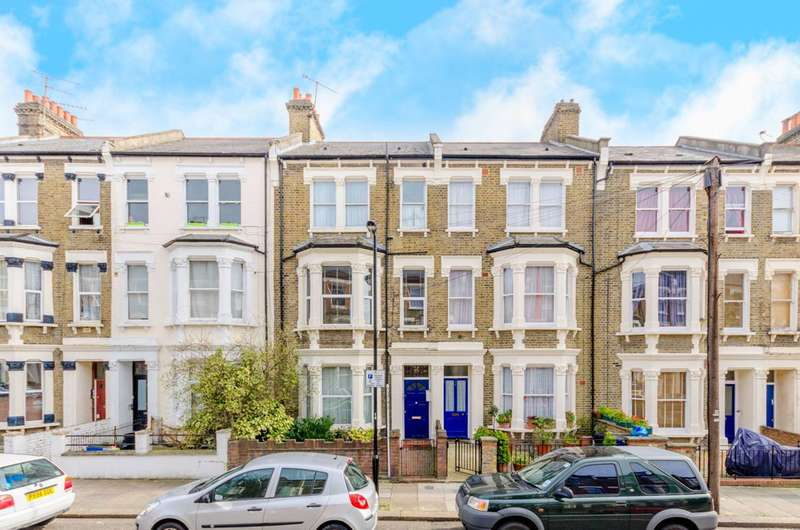 2 Bedrooms Flat for sale in Portnall Road, Maida Vale, W9