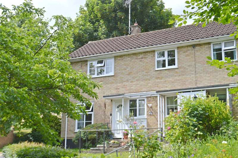 3 Bedrooms Semi Detached House for sale in Warren Dale, Welwyn Garden City, AL8