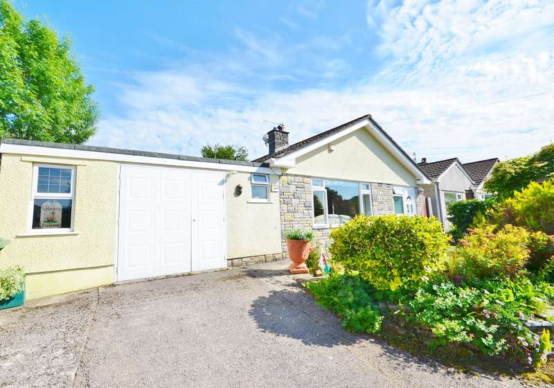 3 Bedrooms Detached Bungalow for sale in Greenmeadow, Machen, Caerphilly, CF83