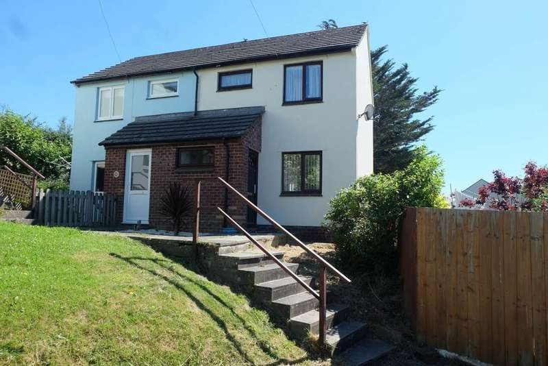 2 Bedrooms Property for sale in Appletree Close, Whiddon Valley, Barnstaple