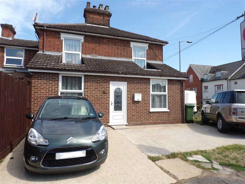3 Bedrooms Semi Detached House for sale in Alan Road, Ipswich