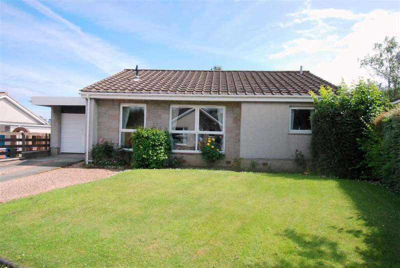 3 Bedrooms Detached Bungalow for sale in Lade Braes, Dalgety Bay