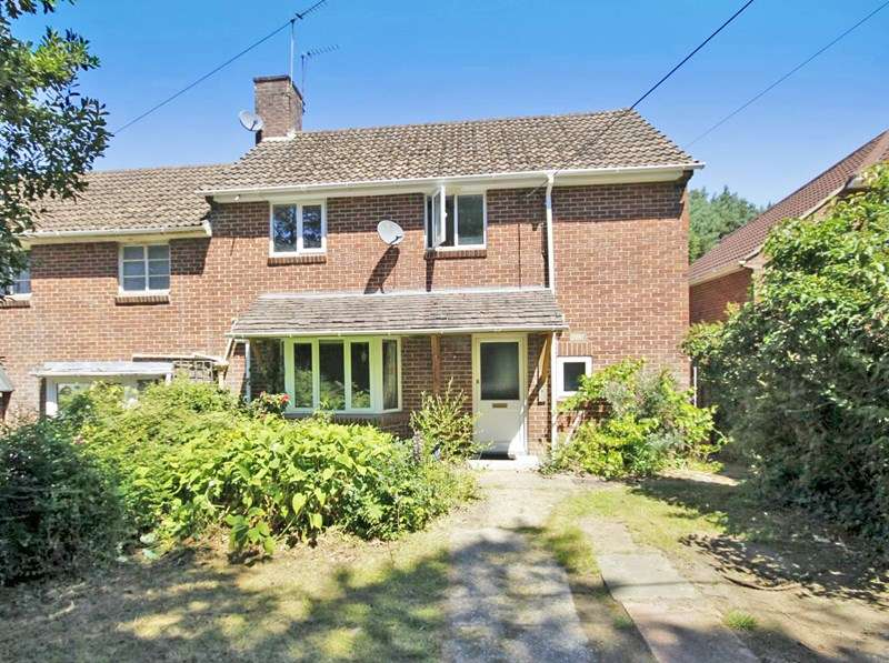 3 Bedrooms End Of Terrace House for sale in Burnt House Lane, Bransgore, Christchurch