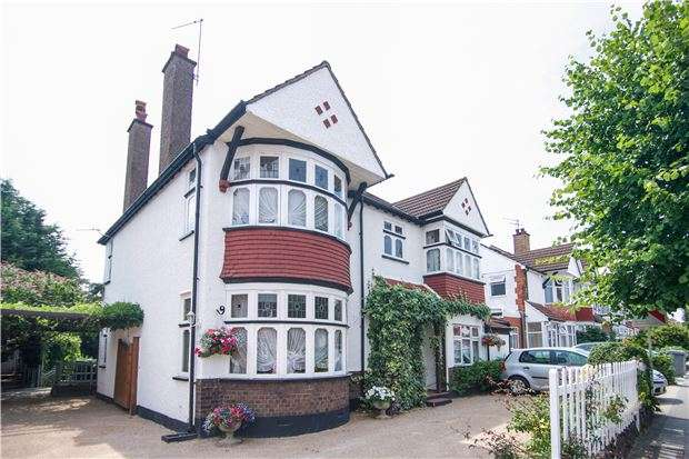 5 Bedrooms Detached House for sale in Northwick Avenue, HARROW, Middlesex, HA3 0AB