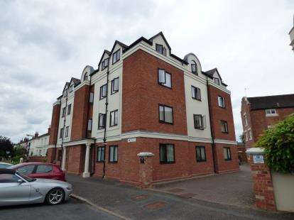 2 Bedrooms Flat for sale in Squirhill Place, Russell Terrace, Leamington Spa