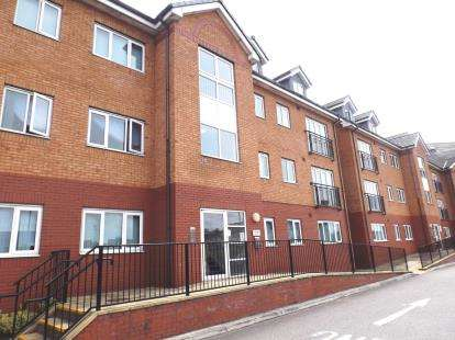 2 Bedrooms Flat for sale in Taylforth Close, Liverpool, Merseyside, L9