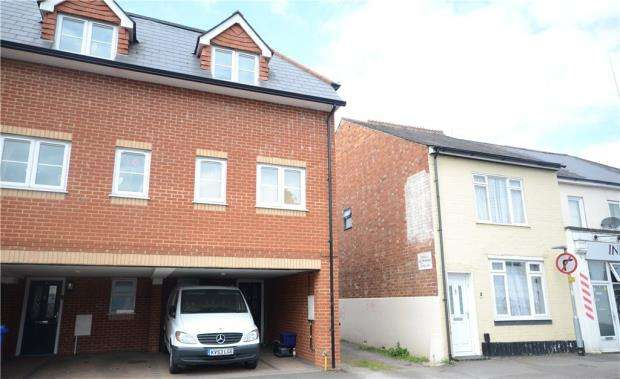 2 Bedrooms End Of Terrace House for sale in Stone Terrace, 2A Peabody Road, Farnborough