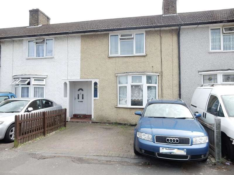 2 Bedrooms Terraced House for sale in Rugby Road, Dagenham, Essex, RM9 4AR
