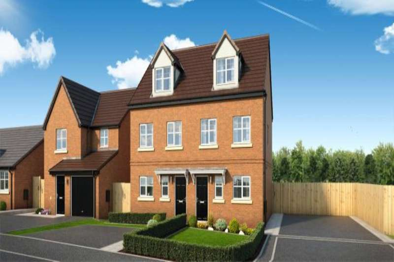 3 Bedrooms Semi Detached House for sale in Whalleys Road, Skelmersdale, WN8