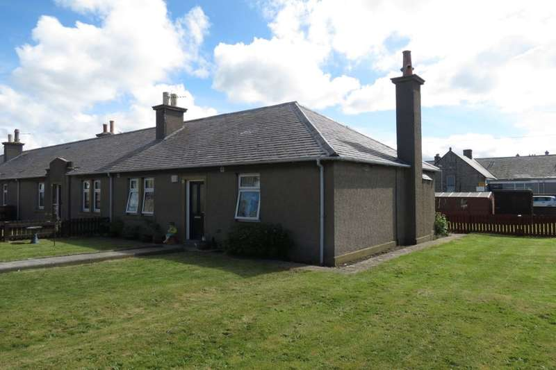 2 Bedrooms Bungalow for sale in King Street, Burghead, ELGIN, IV30
