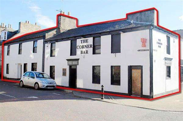 3 Bedrooms Commercial Property for sale in Corner Bar, 2-8 Germain Street, CATRINE