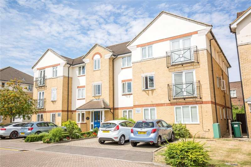 2 Bedrooms Apartment Flat for sale in Kensington Court, Grenville Place, Mill Hill, London, NW7