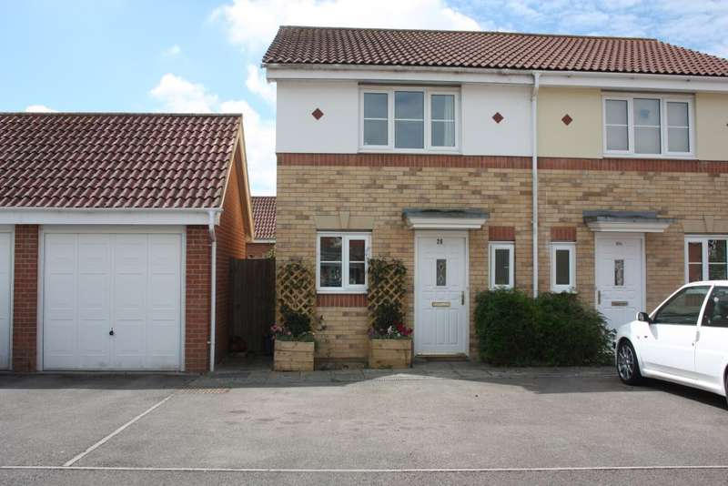 2 Bedrooms Semi Detached House for sale in Osborne Heights, East Cowes, PO32