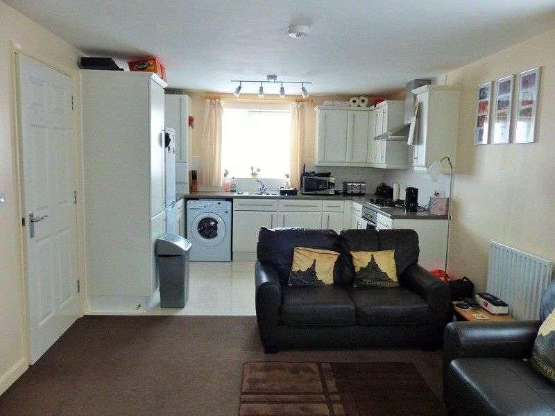 2 Bedrooms Flat for sale in London Road, Peterborough, Cambridgeshire. PE2 9DT