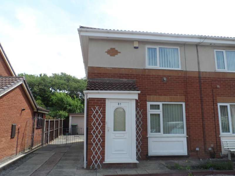 2 Bedrooms Semi Detached House for sale in Bexley Avenue, Blackpool, FY2 0TE